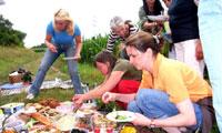 Ethnobotanik: Picknick